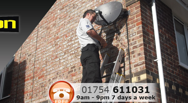 Aerial Installations Skegness Lincolnshire